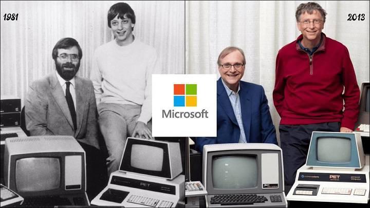 Microsoft Paul Allen