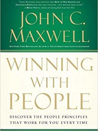 الفوز مع الناس .. كيف تكسب الذين تتعامل معاهم فى صالحك وتجعلهم يدافعون عنك