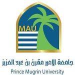 جامعة الأمير مقرن بن عبدالعزيز