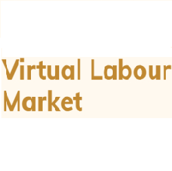 سوق العمل الافتراضي